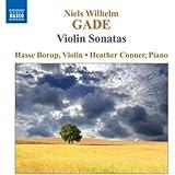 GADE: Violinsonaten 1-3