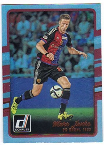 fan products of 2016 Donruss Holographic #72 Marc Janko FC Basel 1893 Soccer Card