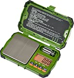 US-Ranger Digital Pocket Scale, 100g x 0.01g With Free Calibration Weight And Batteries