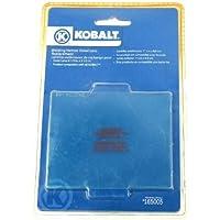 Kobalt Welding Helmet Outer Lens Replacement Pack of 2 by Kobalt