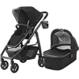 UPPAbaby 2017 Cruz Stroller with Bassinet, Jake