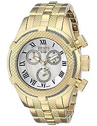 Invicta Women's 17429 Bolt Analog Display Swiss Quartz Gold Watch