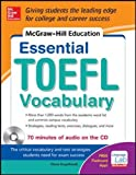 McGraw-Hill Education Essential Vocabulary for the TOEFL Test with Audio Disk