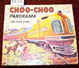 Choo-Choo Panorama: Ten Feet Long