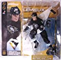 McFarlane Toys NHL Sports Picks Series 2 Action Figure Mario Lemieux (Pittsburgh Penguins) Black Jersey