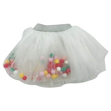 KODORIA - Vestido de Fiesta de Princesa con Faldas tutú para bebé ...