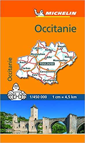 Mini Cr Occitanie (CARTES (7630)): Amazon.es: Michelin: Libros en idiomas extranjeros