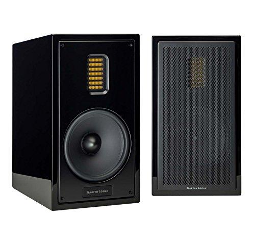 MartinLogan Motion 35XT Gloss Black Bookshelf Speakers (Pair)