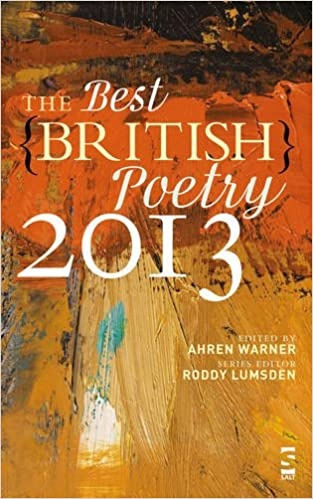 The Best British Poetry 2013: Amazon.es: Ahren Warner ...