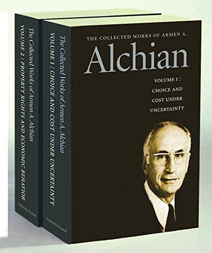 The Collected Works of Armen A. Alchian: Alchian, Armen A ...