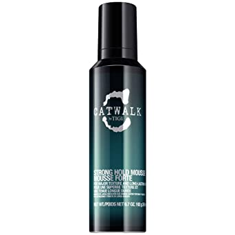 catwalk tigi ricci  Tigi Catwalk Strong Hold Mousse 200 ml: : lightning online