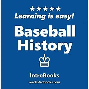 Baseball History Audiobook