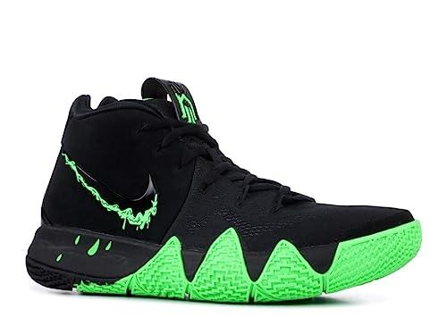 new concept 5c09b 8165c Amazon.com | Nike Kyrie 4 'Halloween' - 943806-012 | Basketball