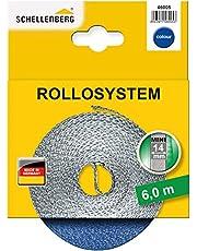 Schellenberg 46005 rolluikriem 14 mm x 6 m - systeem MINI, rolluikriem, riem rolluikband