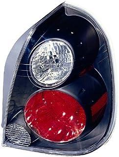 Depo 315-1938P-AS2 Nissan Altima Tail Light Assembly with Black Bezel  sc 1 st  Amazon.com & Amazon.com: Depo 315-1953PXUS2 Nissan 350Z Black LED Tail Light ...