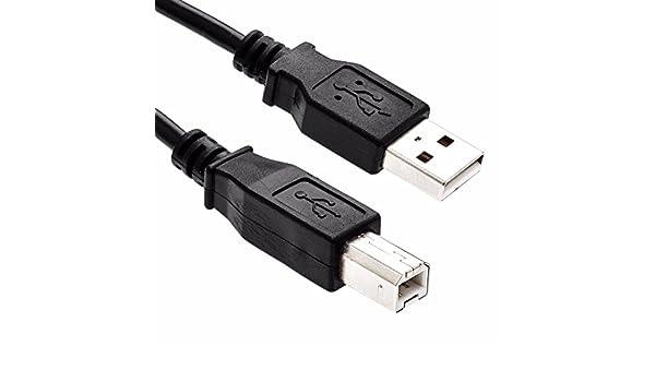 2 m USB 2.0 impresora escáner cable cable para Brother DCP-J140 W ...