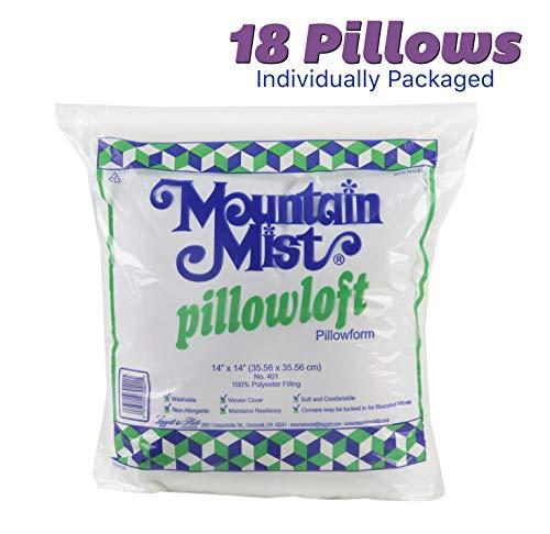 Mountain Mist PillowLoft Pillow Form 14