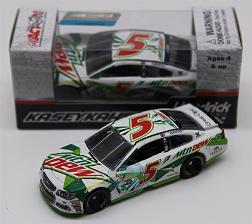 Lionel Racing Kasey Kahne # 5 Mountain Dew 2017 Chevrolet SS 1:64 Scale Diecast Car -