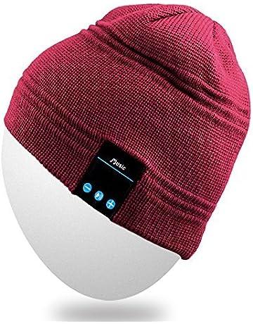 5a3fb8afdfded Rotibox Bluetooth Beanie Hat