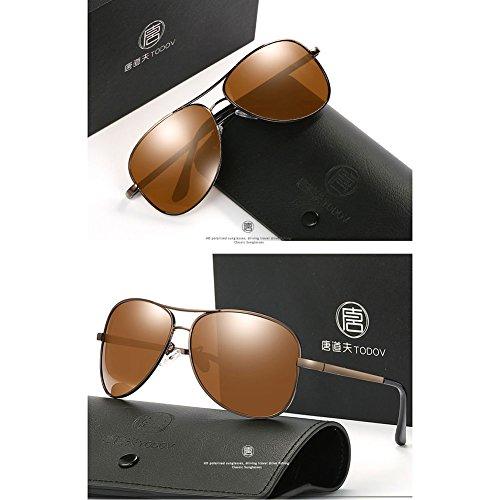 Color New Sunglasses 2 Mirror Gafas Style Polarizing 1 Driver Sol Driving de DT qtvXxwSX