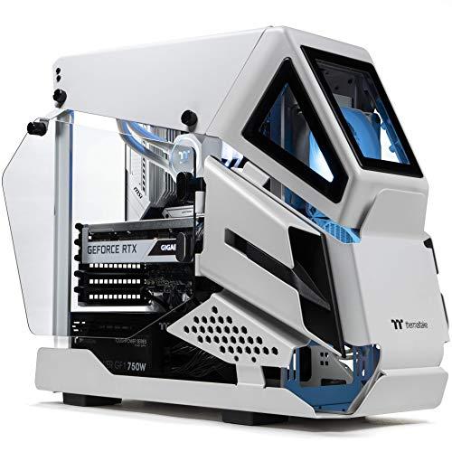 Thermaltake LCGS AH-370 SE AIO Liquid Cooled Gaming PC(AMD Ryzen 7 3700X 8-core, DDR4 3600Mhz 16GB RGB Memory, NVIDIA…