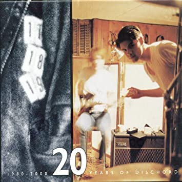 Amazon | 20 Years of Dischord | Various Artists | 輸入盤 | 音楽
