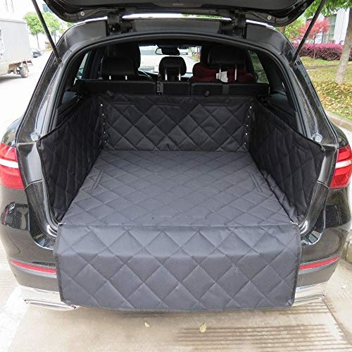 Mr E Saver/© Quilted Heavy Duty Boot Mat Liner Headrest Pet Dog Mesh Guard Barrier Divider MREHMBL6057