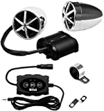 BOSS Audio MC600B Bluetooth Enabled Motorcycle/UTV Speaker and Amplifier System