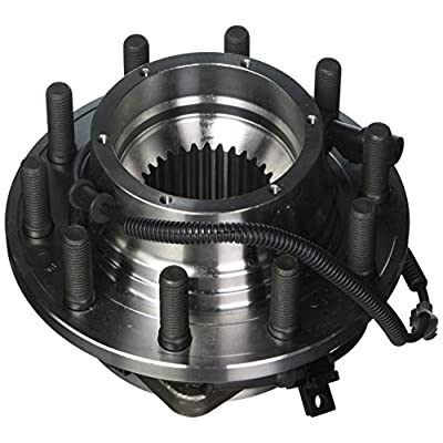 Timken SP940202 Wheel Bearing and Hub Assembly: Automotive