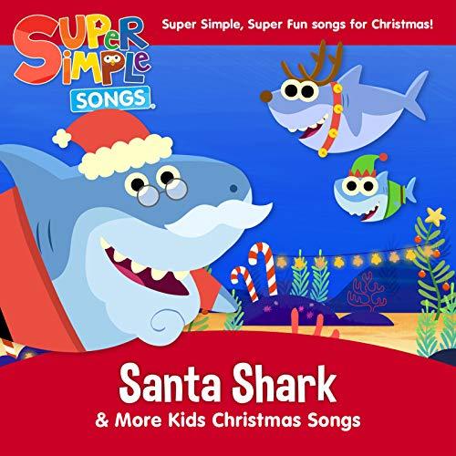 Santa Shark & More Kids Christ...