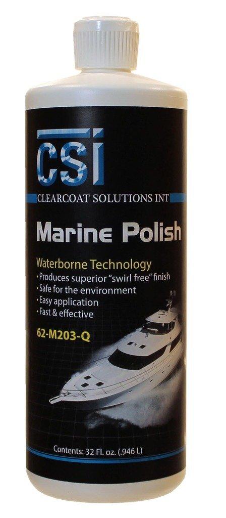CSI Marine Polish Quart 62-M203-Q