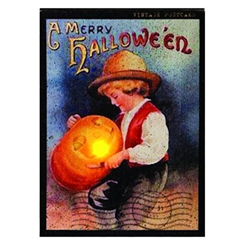 Ohio Wholesale Carving Pumpkin Lighted Canvas 7