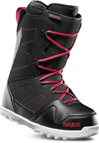 thirtytwo Exit '18 Snowboard Boots, Black/Red/White, 9.5