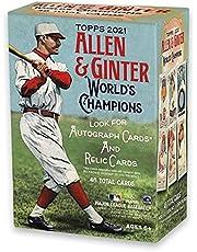 Topps 2021 Allen & Ginter Baseball Value Box