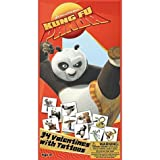 Kung Fu Panda Valentine's Day Card