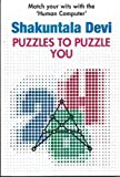 img - for Puzzles to Puzzle You book / textbook / text book