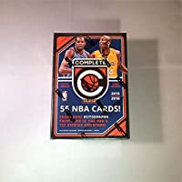 NBA 2015/16 Panini Complete Basketball Blaster Box Trading Cards, Pequeño, Negro