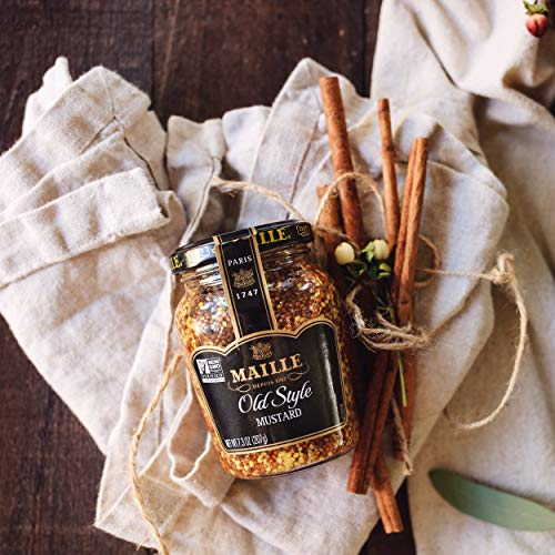 Maille Mustard Variety Pack 7 Oz, 4 Count