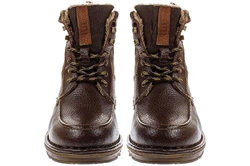 Brown 321344323200 Classic Boots Brown Men's Bugatti Dark nAwqUOBxZI