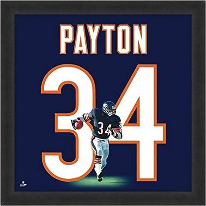 chicago bears walter payton jersey