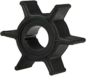 LucaSng Water Pump Impeller Fits Tohatsu Nissan Mercury Mariner 4HP 5HP 6HP 2/4 Stroke Outboard Replaces 369-65021-1 0 47-16154-3 Sierra 18-3098