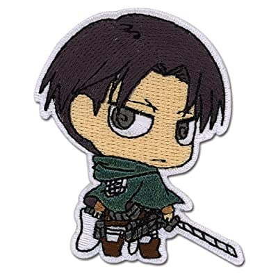 outlet Attack on Titan Patch - SD Levi