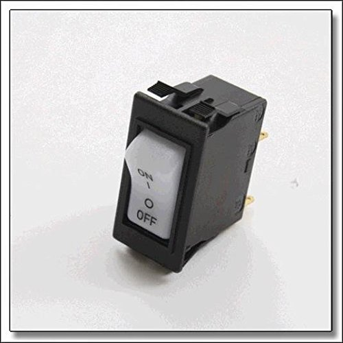 Fetco 1052.00003.00 Breaker, Circuit, 240Vac, Rocker Switch, 6Amp by Fetco