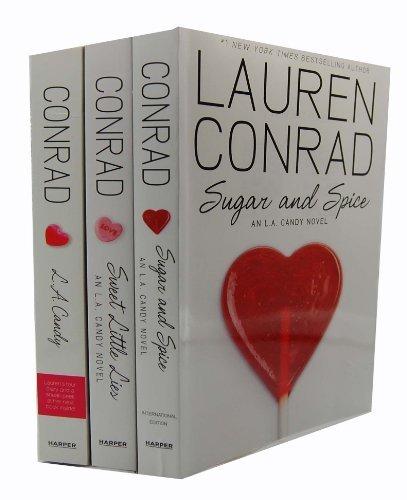 Lauren Conrad An L A Candy Novel 3 Books Collection Set (Conrad Collection Lauren)
