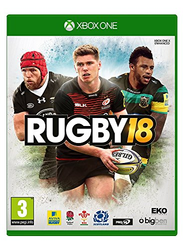 Rugby 18 (Xbox One) (UK IMPORT) (Xbox 360 Games Rugby)