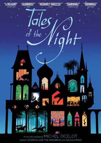 DVD : Tales Of The Night (DVD)