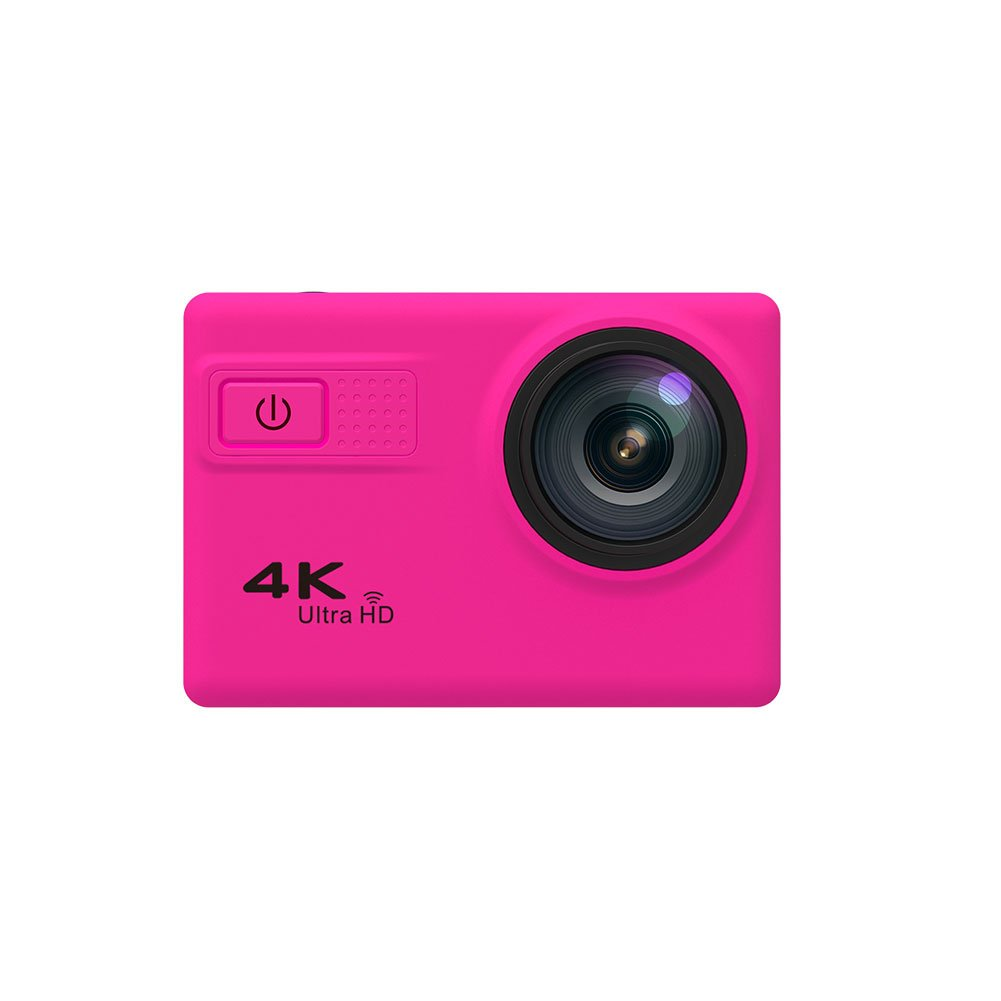 Duoying Action Cam 16MP 4 Karat Wasserdichte Wifi Sport Cam 170 Grad Ultra Weitwinkel Len 2.0IPS Display