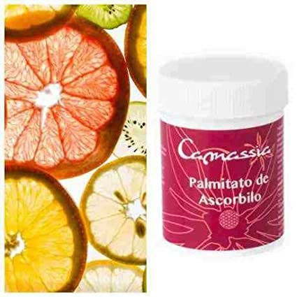Palmitato de ascorbilo (Vitamina C estable) - 10gr