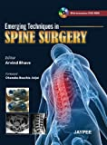 Emerging Techniques in Spine Surgery, Bhave, Arvind, 8184486960