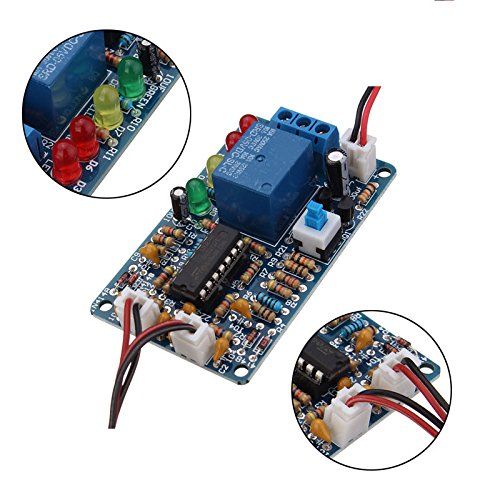Liquid Level Controller Module Water Level Detection Sensor - Arduino Compatible SCM & DIY Kits by Ochoos Module Board (Image #3)